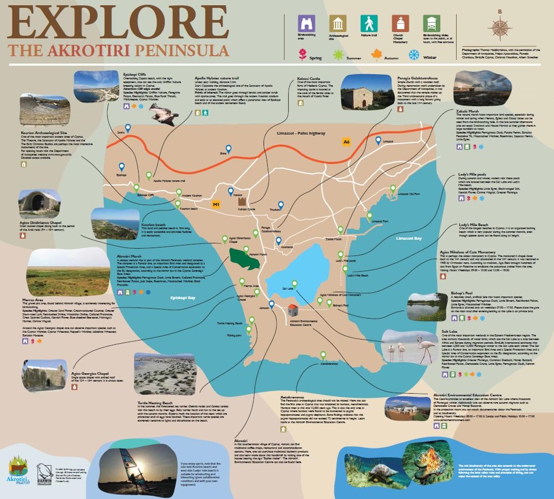 Information Material Akrotiri Marsh